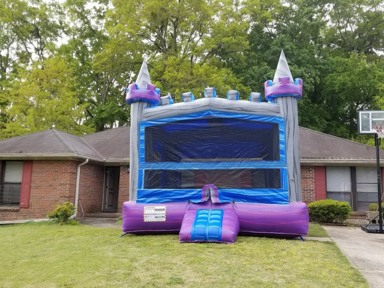Crystal Bounce House